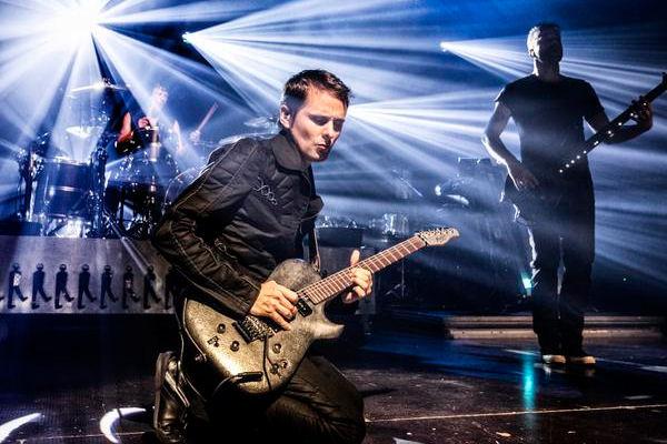 Gran actuación y un magro sonido se mezclaron en la noche de Muse