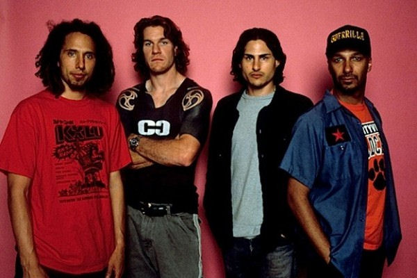 ¿Se viene una reunión de Rage Against the Machine?