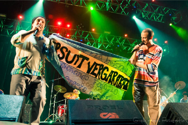 "Bersuit Vergarabat adelanta el single ""Que hable de vos"""