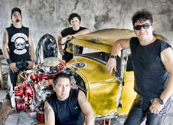 El Motor trae a San Nicolás su tributo a Riff y Pappo's Blues