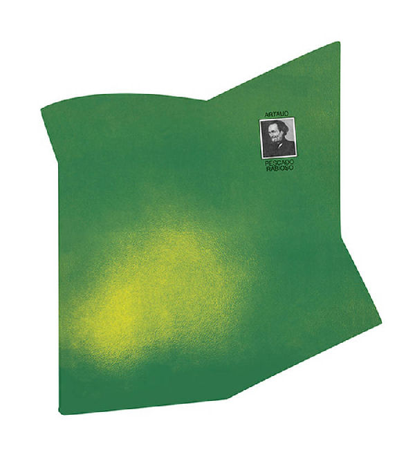 """Sony Music reeditará otras 7.000 copias en vinilo del mítico LP """"Artaud"""""""