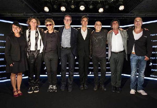 El espectáculo de Soda Stereo y el Cirque Du Soleil se estrenará el 9 de marzo en el Luna Park