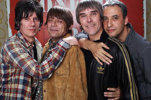 John Squire confirmó la separación de The Stone Roses… otra vez