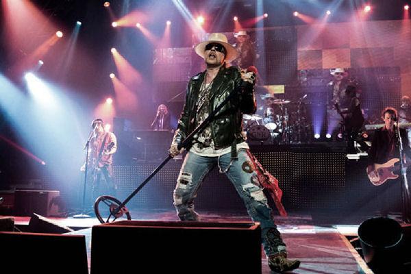 Guns N' Roses anuncia una segunda fecha en México