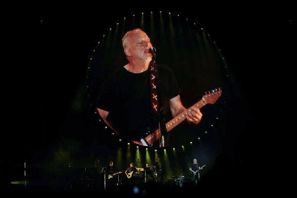 David Gilmour brindó un memorable show en su primera visita a la Argentina