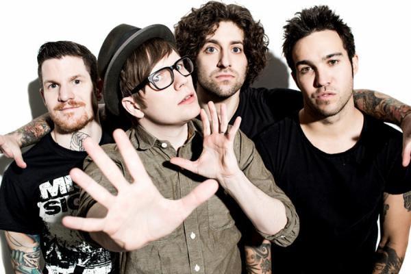 Fall Out Boy confirma que tiene terminado su nuevo álbum