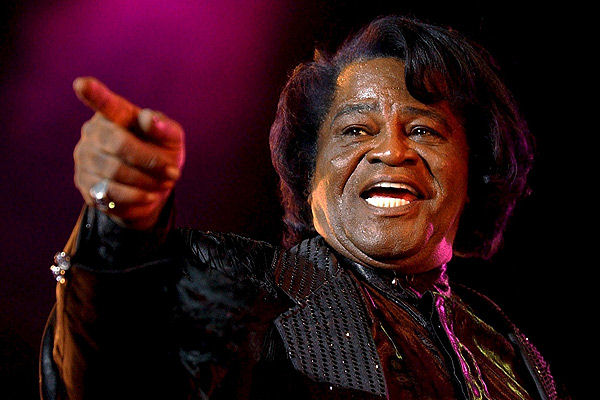 """Se cumplen 10 años sin James Brown, el """"padrino del soul"""""""