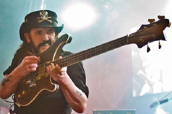 El mundo del rock llora la muerte de Lemmy Kilmister