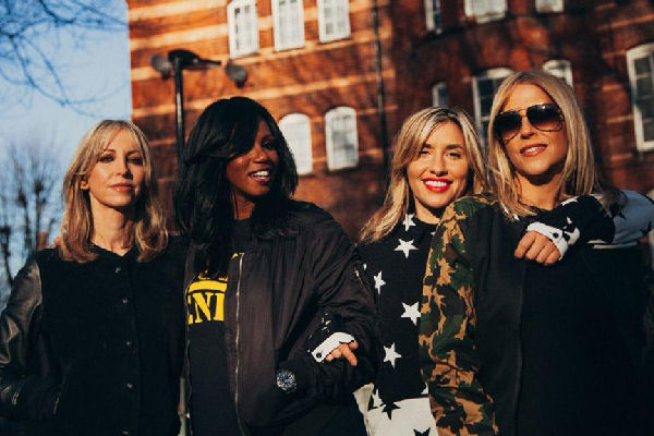 El single regreso de All Saints está inspirado en el divorcio de Liam Gallagher