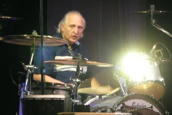 Falleció Dale Griffin, baterista de Mott The Hoople