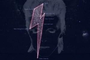 David Bowie-constelacion