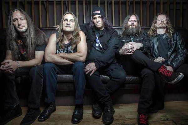 Exodus, banda pionera del thrash metal, se presenta este domingo en Buenos Aires