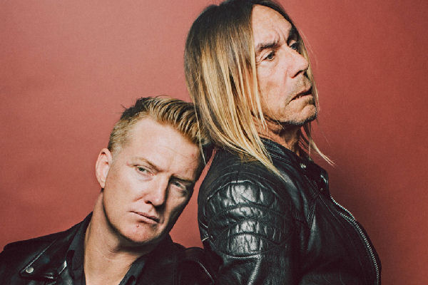 Iggy Pop y Josh Homme reestrenan por YouTube el documental «American Valhalla»