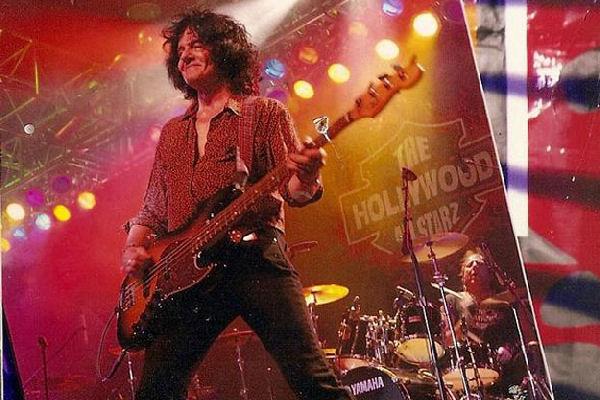 Falleció Jimmy Bain, ex bajista de Rainbow y Dio