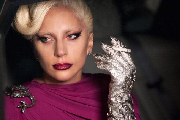 Lady Gaga se llevó el Globo de Oro por su debut actoral en TV