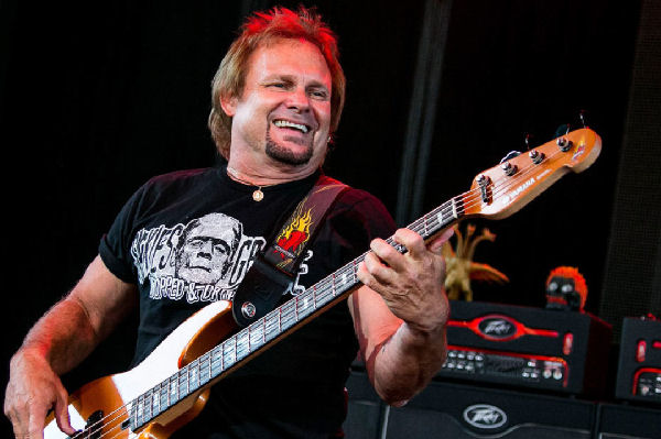 El bajista Michael Anthony descartó regresar a Van Halen