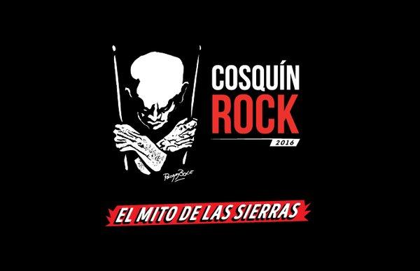 Arranca hoy la 16º edición del Cosquín Rock