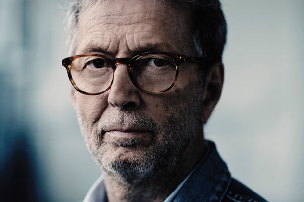 "El documental de Eric Clapton ""Life in 12 Bars"" saldrá en DVD y Blu-ray"