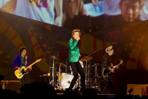 Los Rolling Stones serán declarados huéspedes de honor de La Plata