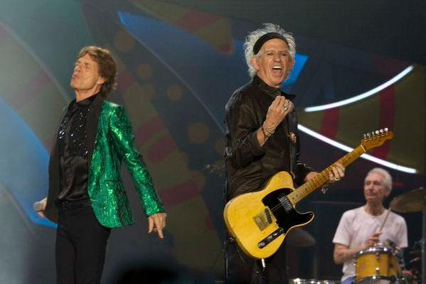 Keith Richards confiesa que los Rolling Stones piensan en un nuevo disco