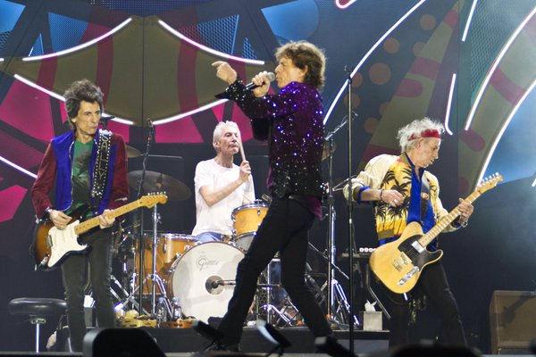 Los Rolling Stones anuncian gira europea de once conciertos