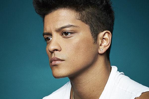 Bruno Mars publicará su tercer álbum antes de fin de año