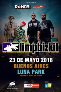 Limp Bizkit-2016-Afiche