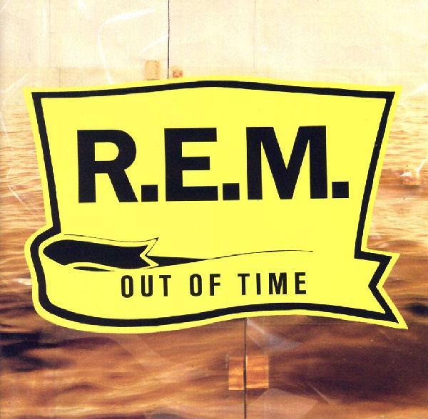 """R.E.M. anuncia reedición de """"Out of Time"""", por su 25º aniversario"""