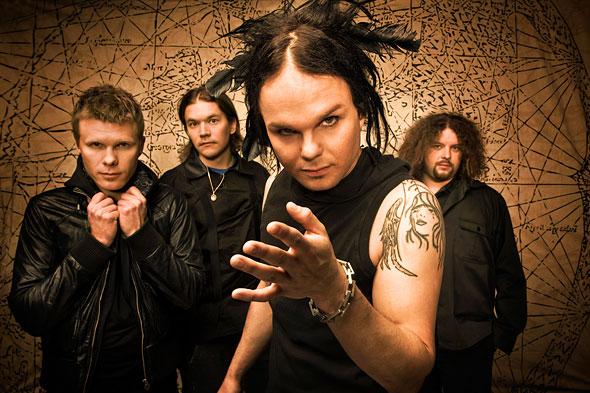 The Rasmus vuelve a la Argentina: actuará el 26 de mayo en El Teatro de Flores
