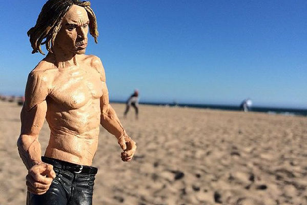 Iggy Pop estrena el videoclip de «Do Not Go Gentle Into That Good Night»