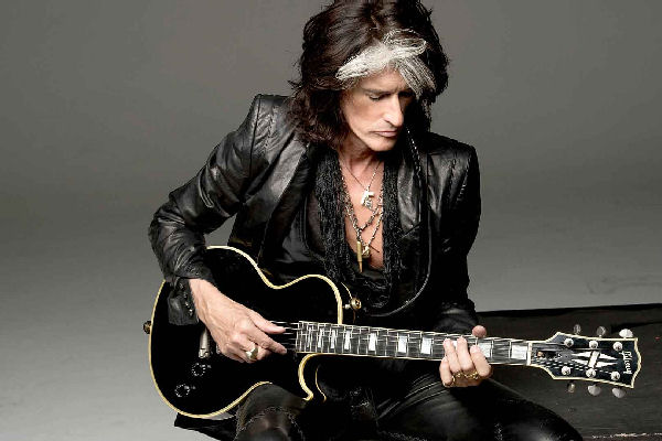 Joe Perry anuncia su primer álbum solista desde 2009