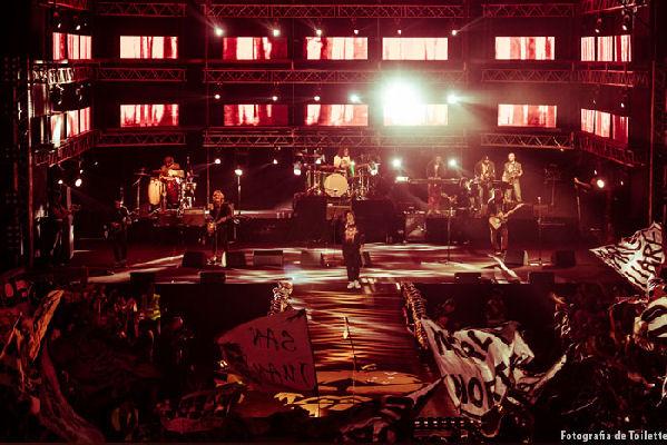 """La 25 presenta """"Vivo x La 25"""", el CD+DVD grabado en vivo en diciembre pasado"""