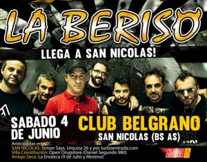 La Beriso-160604