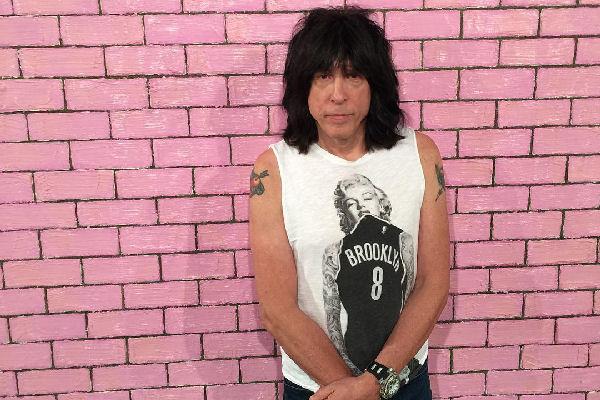 Marky Ramone llega para actuar en Mendoza, Rosario, Cipoletti y Buenos Aires