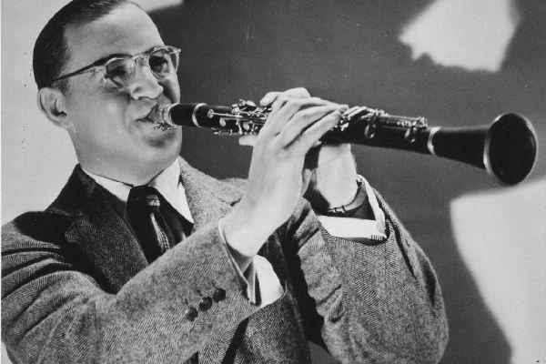"""Hace 30 años fallecía Benny Goodman, el """"Rey del Swing"""""""