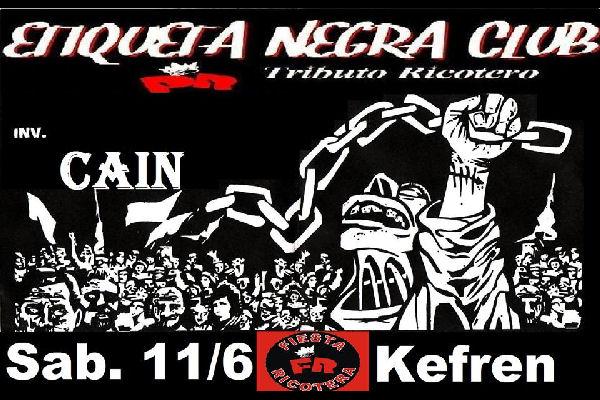 "Etiqueta Negra regresa a San Nicolás con su ""fiesta ricotera"""
