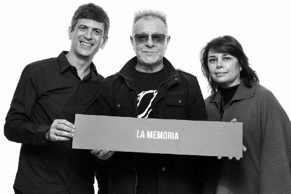 """Cien músicos recuerdan el 22º aniversario del atentado a la AMIA con una versión de """"La memoria"""""""
