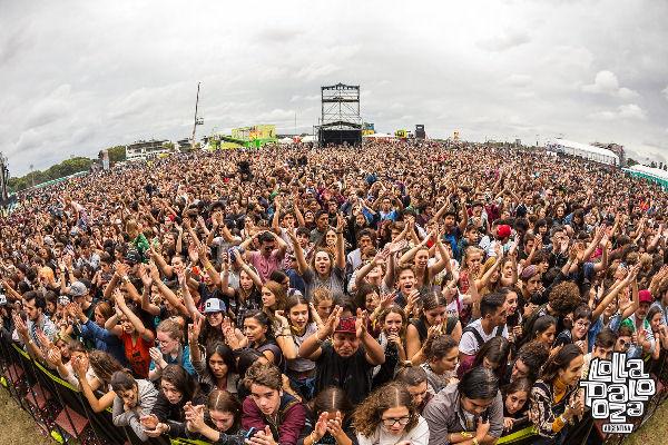 Lollapalooza anunció una transmisión online gratuita con 150 shows que pasaron por el festival