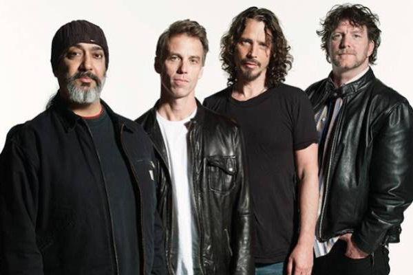 """Soundgarden se encuentra """"a mitad de camino"""" en la composición de su nuevo álbum"""