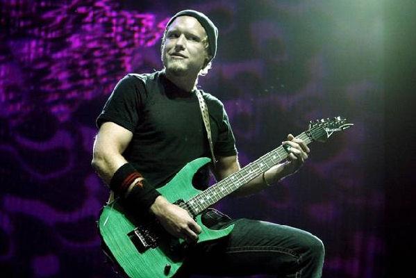 Encuentran muerto a Matt Roberts, ex guitarrista de 3 Doors Down
