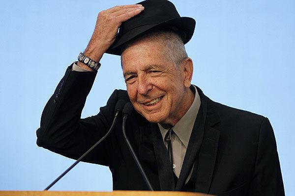 A los 82 años falleció el poeta y cantautor canadiense Leonard Cohen