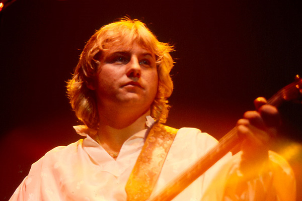 Falleció Greg Lake, cantante, bajista y guitarrista de Emerson, Lake & Palmer