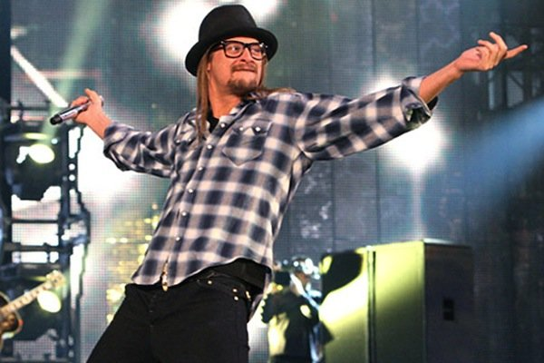 Kid Rock es demandado por un circo