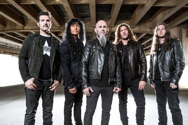 Charlie Benante prefiere que salga una vacuna antes de lanzar un nuevo álbum de Anthrax