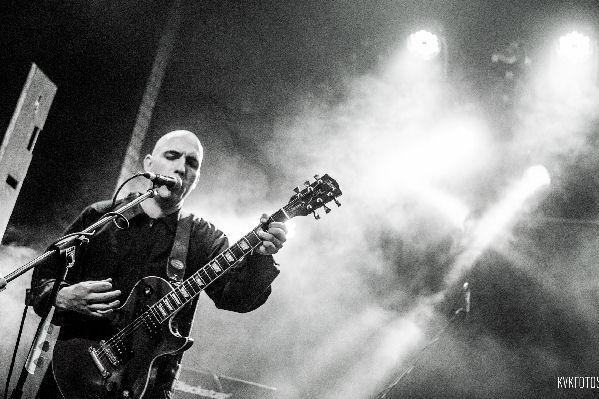 Gaspar Benegas, guitarrista del Indio, se solidarizó con los familiares de las víctimas
