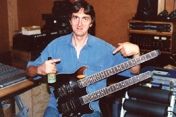 Falleció el influyente guitarrista Allan Holdsworth