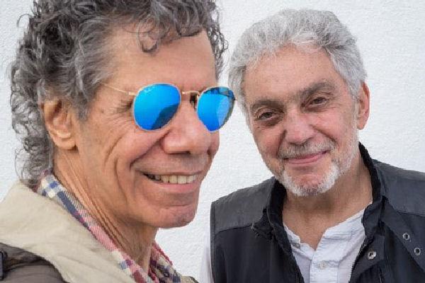 Las leyendas del jazz Chick Corea y Steve Gadd actuarán juntos en Buenos Aires