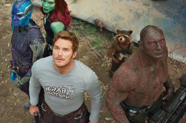 "Se reveló el listado de canciones de ""Guardians of the Galaxy's Awesome Mix Vol. 2"""