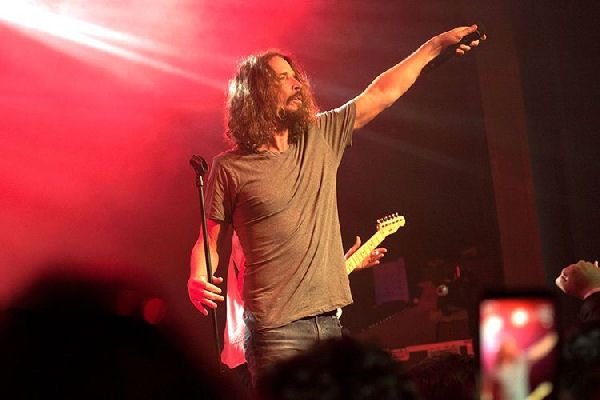 Chris Cornell tendrá su propia estatua en Seattle