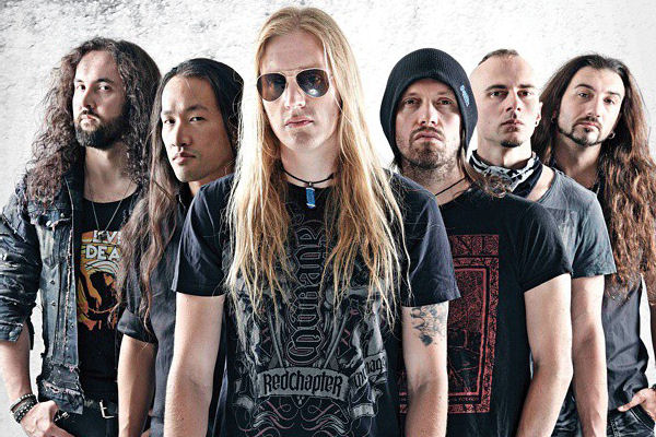 "Dragonforce estrenó el videoclip de ""Ashes Of The Dawn"""